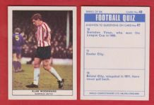 Sheffield United Alan Woodward 48